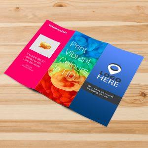 Brochures starting at: