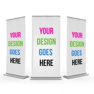 Retractable Banner (Pull Up)