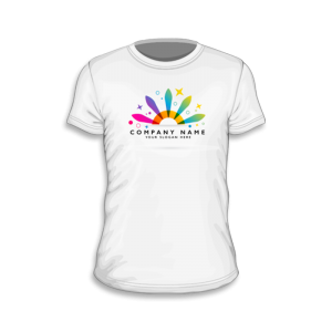 Laser Print T-Shirt