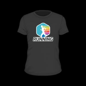 Vinyl Print T-Shirt