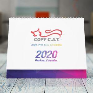 Desktop Calendar 5x7″