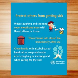 Covid-19 Poster – Protect Others from getting sick (02)
