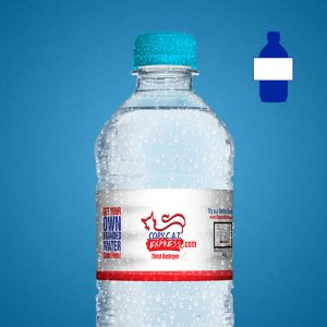 Branded Water 340ml – Short Wrap (Per Case)