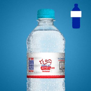 Branded Water 500ml – Short Wrap (Per Case)