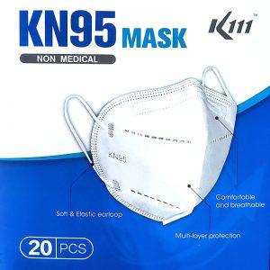 KN95 Face Masks (20 Pack)