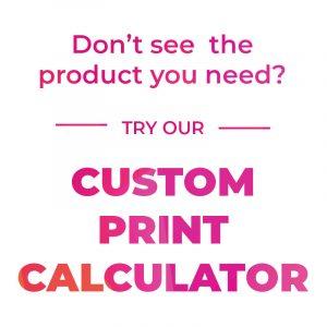 Custom Sized Print